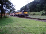 HRRC 3602 (leading) and 3601 at Hawleyville, CT 7/05