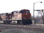 BNSF ES44DC 7505