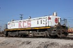 KCS 401 in white
