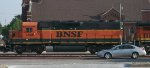 BNSF 2353, conductor's side