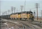 BO 4235 & WM 4317 lead a coal drag