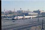 AMTK 346 waits at Toledo Union Station with the Wolverine