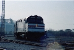 AMTK 352 leads the Lake Shore Limited