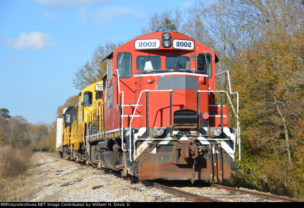 Mississippi Southern Railroad
