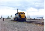 ARR 2002 switching the yard