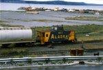 Alaska Caboose 1077