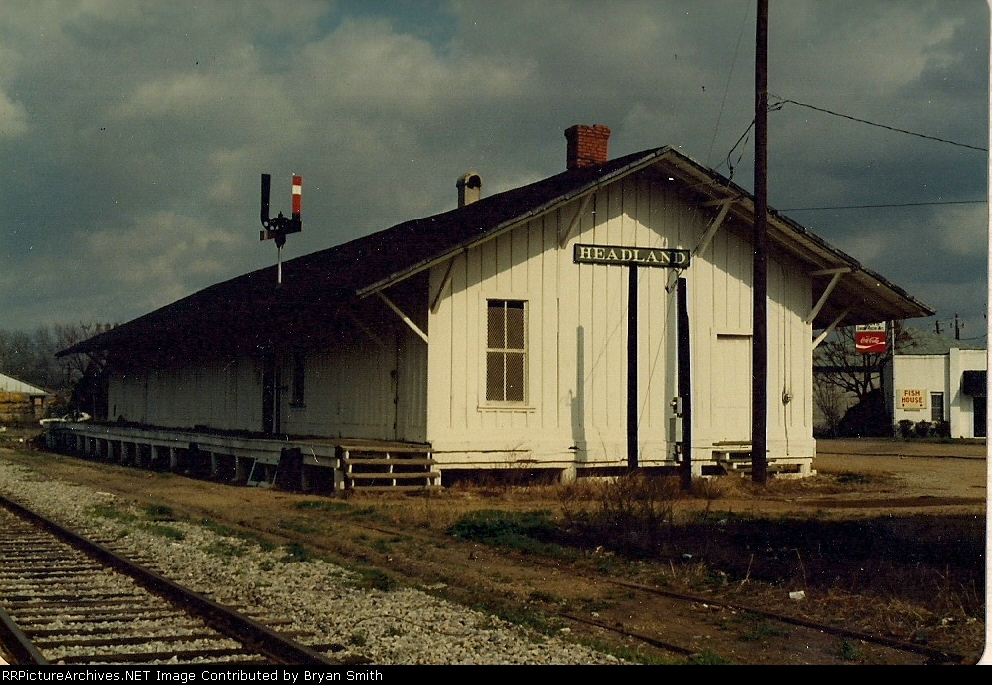 Old ACL/SCL depot