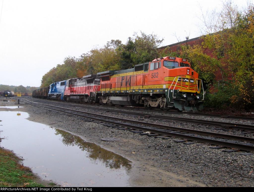 PW 582, PW 4003 & GMTX 9014