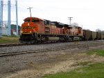 BNSF 9228 and 6294