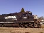 GP38-2 5520