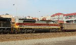 NS 1074 DL&W Heritage Unit