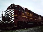 Lehigh Valley GP38-2