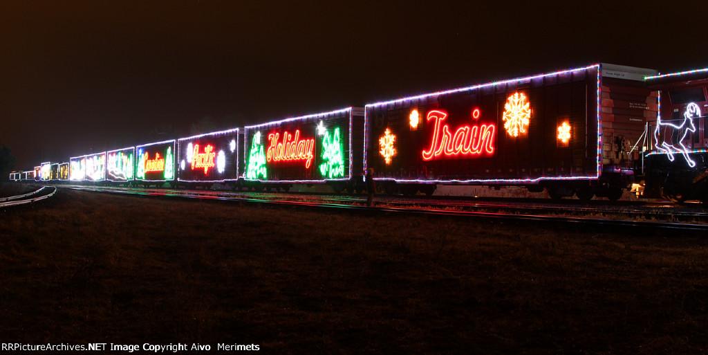 2012 Holiday Train at Ayr