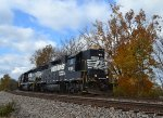 NS LF14 on the Chicago main Ft Wayne Indiana