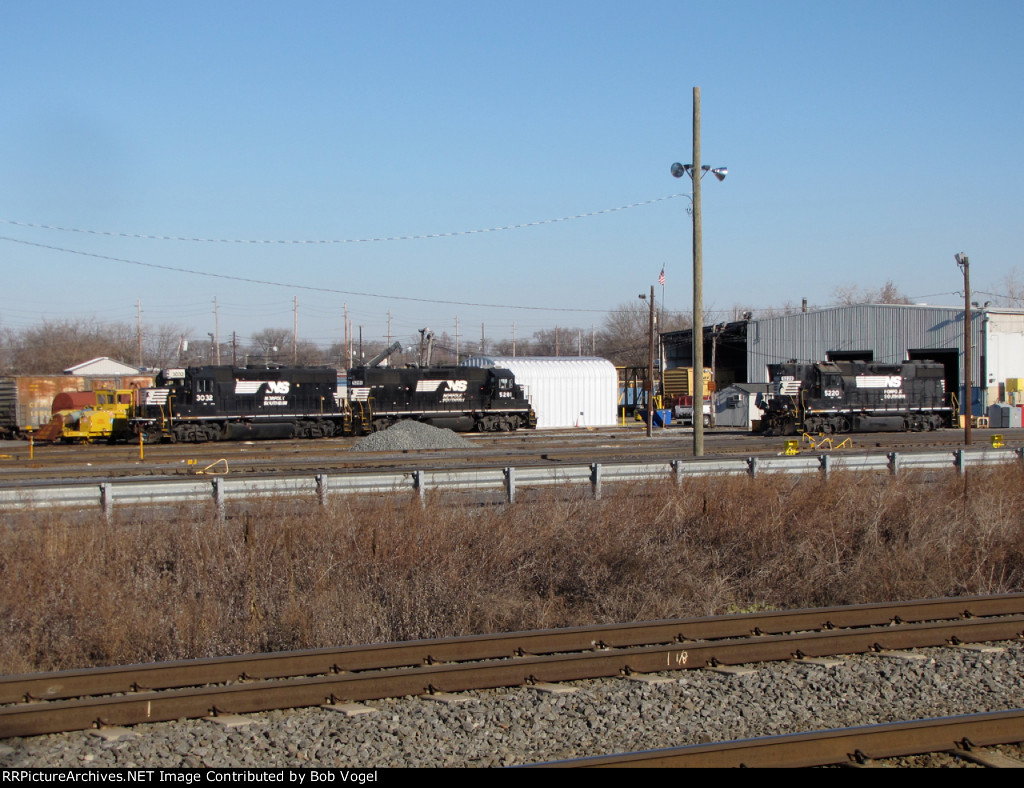 NS 3032, 5281, and 5220