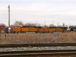 BNSF 6304 and 6750