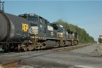 Norfolk Southern Locomotive 9011