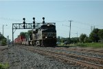 Second Eastbound Freight