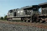 Norfolk Southern Locomotive 7626