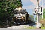 NS ES44AC #8009 on K057-18