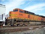 BNSF C44-9W 5083