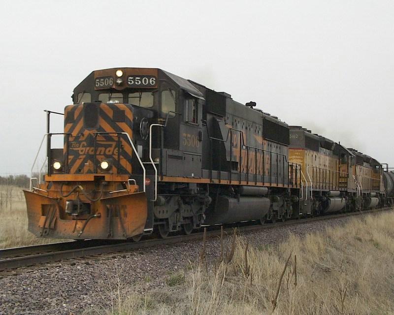 DRGW 5506