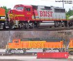 BNSF 0134