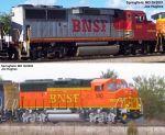 BNSF 0140