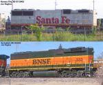 BNSF 0333