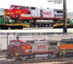 BNSF 0505