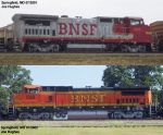 BNSF 0532