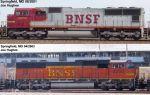 BNSF 8255