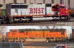 BNSF 8257