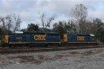 CSX 6479 & 2272