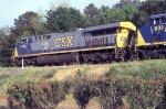 CSX 626 on Q102