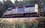 CSX 8421 on Q102
