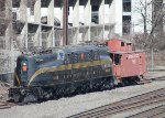 NRHS Harrisburg chapter GG1 & caboose