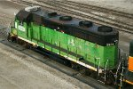 One-of-a-kind BNSF unit