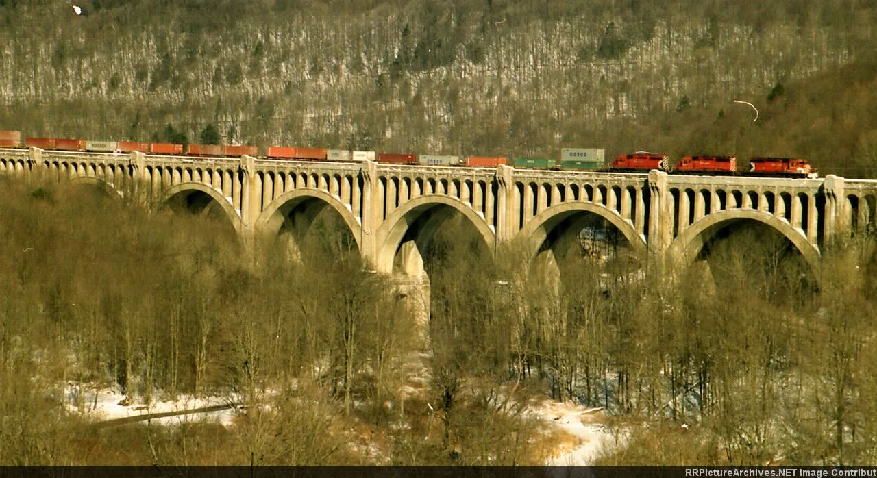 164 on the bridge