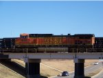 BNSF C44-9W 4892