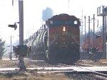 BNSF C44-9W 4181