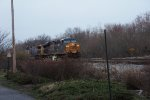 CSX 823 and 253