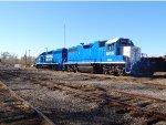 GRYR 2603 & NTZR 3201 in Natchez yard