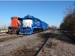 Natchez Railway power