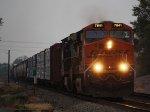 Eastbound BNSF Manifest