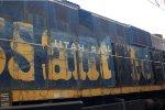Utah Railway 401/Santa Fe 9823