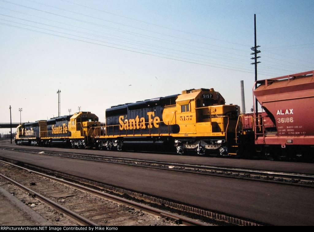 SD40-2 5157