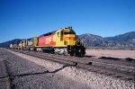 ATSF SD39 1562