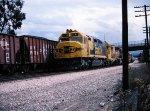 Santa Fe SDF40-2 5252