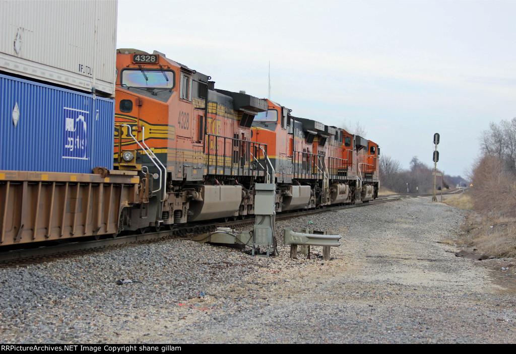 BNSF 4065